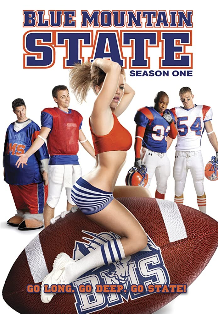 BLUE MOUNTAIN STATE (I-II-III)